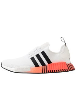 adidas Originals - NMD R1 - Sneaker low - footwear white/coreblack/solar red