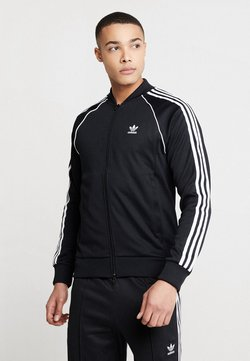 adidas Originals - SUPERSTAR ADICOLOR SPORT INSPIRED TRACK TOP - Träningsjacka - black