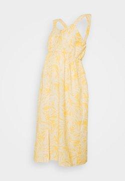 Envie de Fraise - CATHY - Vestido ligero - white/yellow