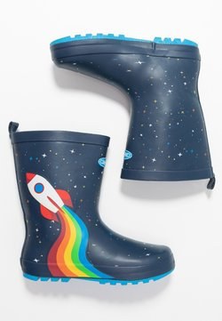 Chipmunks - ORBIT - Gummistiefel - navy