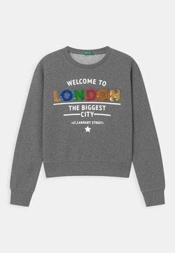 Benetton - EUROPE GIRL - Sweatshirt - grey
