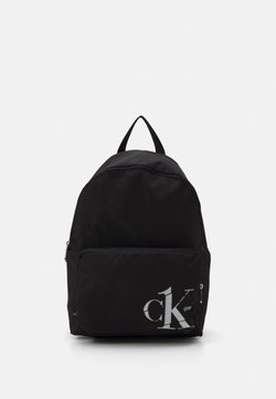 Calvin Klein Jeans - CAMPUS BACKPACK  - Reppu - black