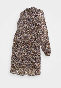 Pieces Maternity - PCMMACYA DRESS - Vestido informal - black/misty rose