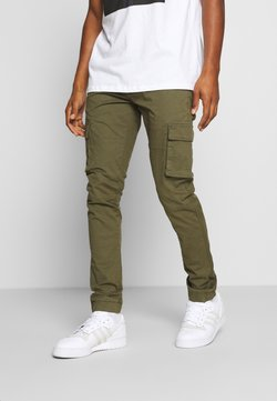 Denim Project - Cargo trousers - green