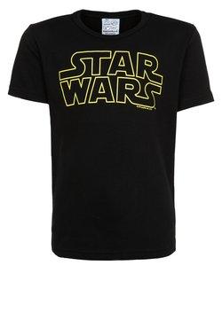 LOGOSHIRT - T-Shirt print - black