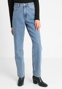 Monki - TAIKI  - Jeans baggy - blue