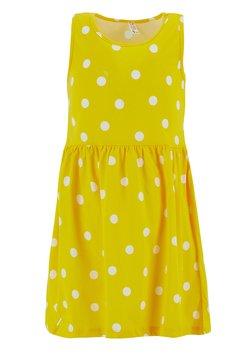 DeFacto - Jerseykleid - yellow