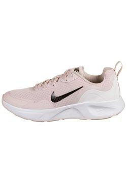 Nike Sportswear - WEARALLDAY  - Sneakers basse - barely rose / black / white