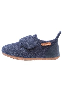Bisgaard - HOME SHOE - Chaussons - blue