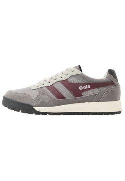 Gola - TRECK - Sneakers laag - grey/burgundy/black