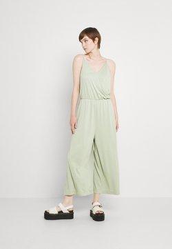 Monki - Combinaison - green dusty light