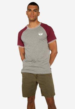 Protest - RIBSTON  - T-Shirt print - dark grey