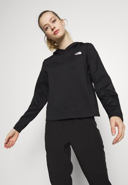 The North Face - WOMENS ACTIVE TRAIL SPACER - Funktionströja - black