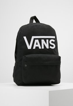 Vans - NEW SKOOL BACKPACK  - Ryggsäck - black/white