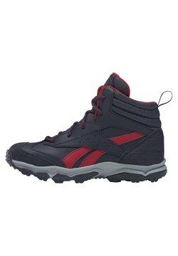 Reebok - RUGGED - Sports shoes - blue