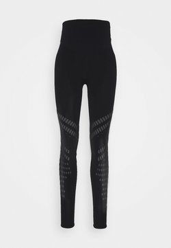adidas by Stella McCartney - TRUESTR - Tights - black