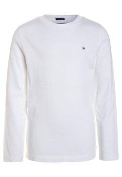 Tommy Hilfiger - BOYS BASIC  - Langarmshirt - bright white