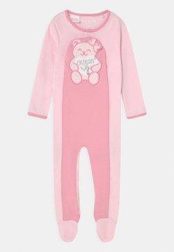 Guess - OVERALL UNISEX  - Regalos para bebés - ballet pink