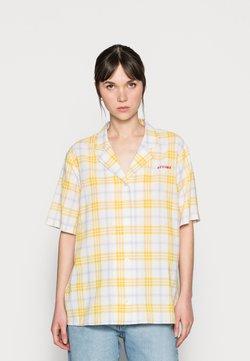 Résumé - ELISSAR SHIRT - Hemdbluse - yellow