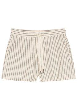 Marc O'Polo DENIM - Shorts - multi/scandinavian white