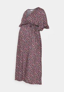 MAMALICIOUS - MLZINA TESS DRESS - Vestido ligero - multi-coloured