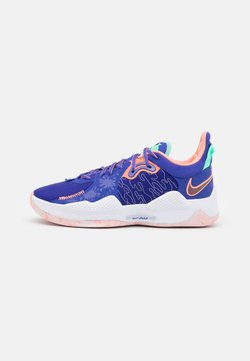 Nike Performance - PG 5 - Koripallokengät - lapis/blue void/crimson bliss