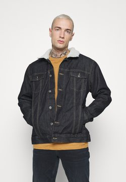 Brave Soul - LARSONBORG - Winterjacke - dark blue denim
