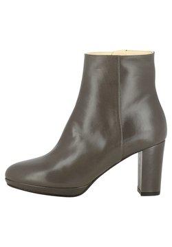 Evita - High Heel Stiefelette - fango