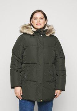 Vero Moda Curve - VMFINLEY JACKET  - Wintermantel - peat