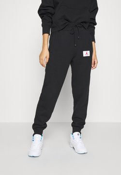 Jordan - FLIGHT PANT - Jogginghose - black
