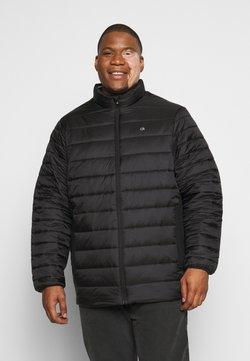 Calvin Klein - LIGHT WEIGHT SIDE LOGO JACKET - Winter jacket - black
