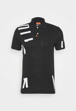 Nike Golf - THE GOLF HACKED SLIM - T-Shirt print - black