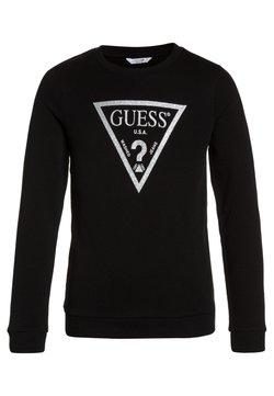 Guess - JUNIOR CORE - Sweater - noir