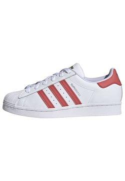 adidas Originals - SUPERSTAR SCHUH - Trainers - white