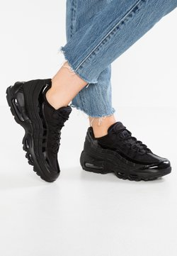 Nike Sportswear - AIR MAX - Baskets basses - black