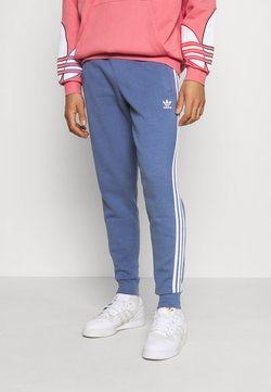 adidas Originals - STRIPES PANT - Jogginghose - crew blue