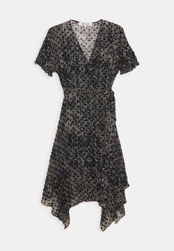 Diane von Furstenberg - KATHERINE - Day dress - black