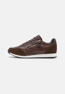 Mexx - FEDERICA - Sneakers laag - brown