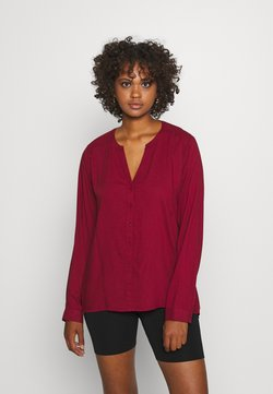 ONLY - ONLHAPPI - Bluse - pomegranate