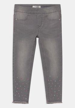 Lindex - MINI SABINA - Slim fit jeans - grey denim