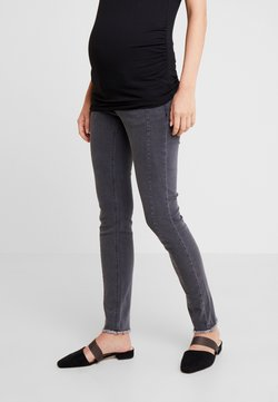 Esprit Maternity - PANTS - Slim fit jeans - grey dark wash