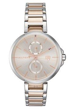 Tommy Hilfiger - DRESSED - Montre - silver-coloured/roségold-coloured