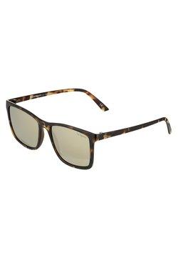Le Specs - MASTER  - Lunettes de soleil - gold revo mirror