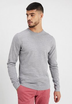 Lindbergh - O-NECK - Pullover - grey mix