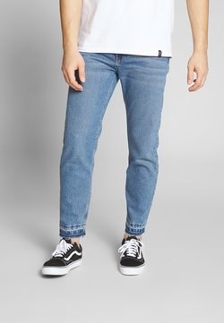 Kaotiko - PANT CROPPED  - Relaxed fit jeans - blue denim