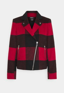 DKNY - Leichte Jacke - rudolph red/black