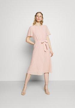 Esprit Collection - DRESS - Vestido largo - nude