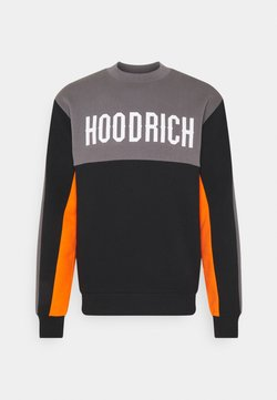Hoodrich - OG BLOCK - Sweater - black/golden poppy