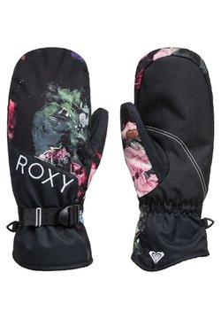 Roxy - Fäustling - true black blooming party