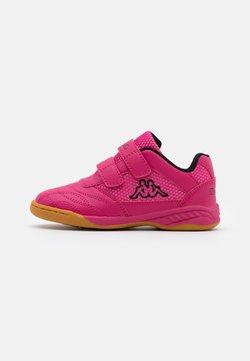 Kappa - KICKOFF - Sportschoenen - pink/black